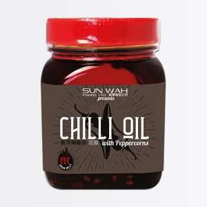 Chilli Oil with Peppercorns
