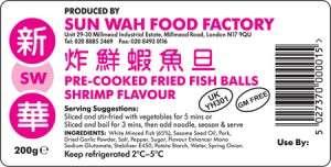 Shrimp Fish Balls