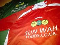 Sun Wah FC football kit