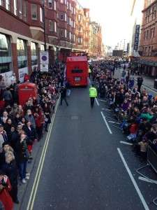 Chinese New Year 2014 - Parade through Shaftesbury Avenue
