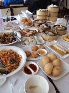 Dim Sum - the perfect to finish Chinese New Year 2014
