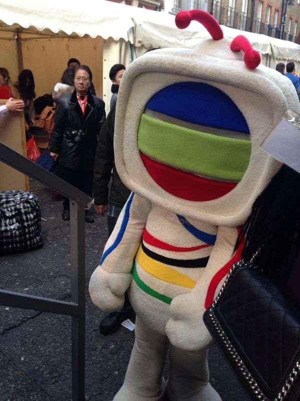 TVB Mascot