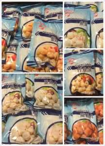 Frozen Product Fish Ball