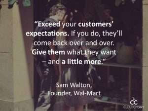 customer service-experience