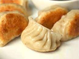 dumplings chilli oil