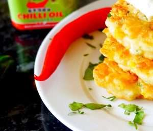 New recipe corn fritters