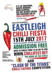 Eastleigh Chilli Festival