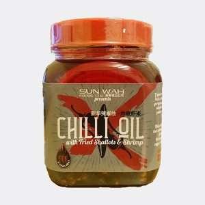 Sun Wah Chilli Oil 'X'