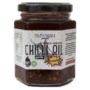 Garlic Chilli Oil